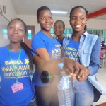 WAAW Foundation trains female Afriican girls in STEM