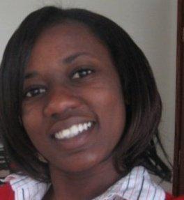 WAAW Foundation Scholarship Recipient - Lorraine from Kenya