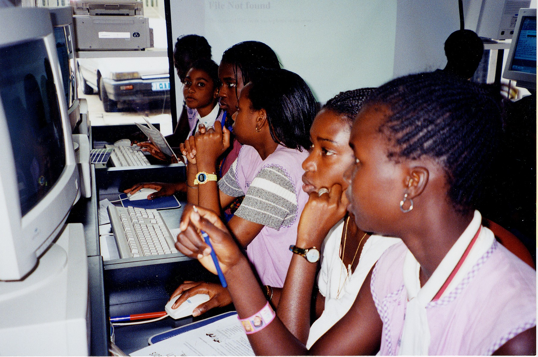 WAAW supports Technology Training for African girls
