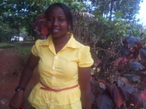 WAAW Foundation 2012 Scholarship Recipient