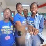 WAAW Foundation trains female Afriican girls in STEM
